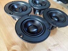 2pair(4 pcs) davidlouis audio ( Vifa NE95 ) HIEND 3inch  fullrange  speaker