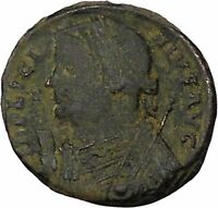 Licinius I Constantine The Great enemy 312AD Ancient Roman Coin Jupiter i45921