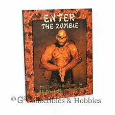 NEW Enter the Zombie AFMBE All Flesh Must be Eaten Book