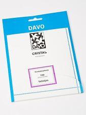 DAVO CRISTAL STROKEN MOUNTS C150 (113 x 154) 10 STK/PCS