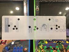 Rampage World Tour Arcade Lexan Polycarbonate Control Panel Protector NOS CPO