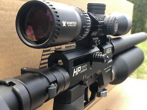 AEA Precision PCP rifle .25 HP Carbine Semiauto With Scope