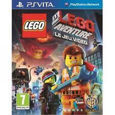 Jeu PSVITA LEGO - LA GRANDE AVENTURE