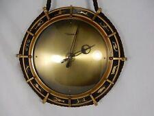 """Schöne 50´s DIEHL  Sternzeichen Wanduhr  """" signs of the zodiak """" wall clock GONG"""