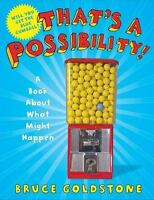 That's a Possibility!: A Book About What Might Happen-ExLibrary