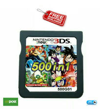 Nintendo ds 500 in 1 Games DS Dsi Lite 2DS XL 3DS XL Multi Cartridge Retro & New