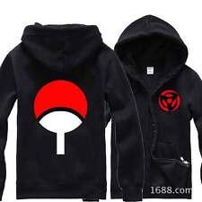 Naruto Uchiha Kakashi Cotton Hoodie Cosplay Costume Jacket Sweatshirt Coat Gift