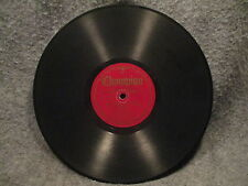 "78 RPM 10"" Record Abner Burkhardt After The Ball & Peek A Boo Champion 15261"
