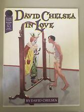 David Chelsea in Love (1991 Eclipse) #3 NM Near Mint Eclipse Comics