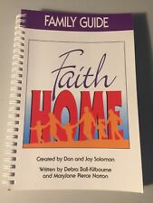 FaithHome Family Guide by Ball-Kilbourne Abingdon Press 1997 Spiral Paperback