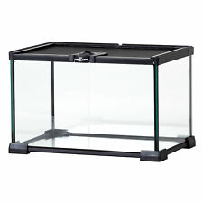 Stackable Nano Glass Habitat Terrarium - 31x21x20cm - Optional Extras