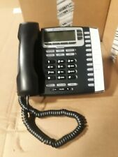 Paetec 9212P VoIP Display Phone Stand, Handset, Cord W/ POWER Adapter - Allworx