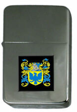 Whittall Family Crest Surname Coat Of Arms Ligther Personalised Engraved