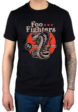 Foo Fighters Herren T-Shirt Wasting Light schwarz
