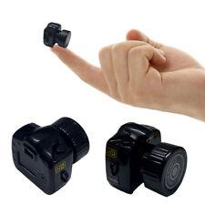 Chic Mini Smallest Camera Camcorder Recorder Video DVR Hidden Pinhole Web cam