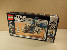 Lego Star Wars Imperial Dropship 20th Anniversary Sealed Box with Han Solo