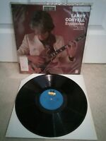 "Larry Coryell – Equipoise Vinyl 12"" LP Album US Import Muse MR 5319 1986"