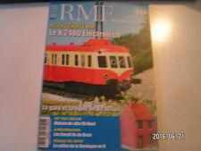 **e RMF n°517 Autorail X 2400 d'Electroten / La 2D2 Roco / Beauvais
