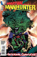 Martian Manhunter #3 DC Comic 1st Print 2015 unread NM