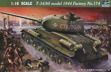 Trumpeter 00904 - 1:16 T-34/85 1944 Baunummer 174 - Neu