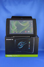 "Gigabyte Tegra Note NVIDIA DirectStylus™ Quad Core 16Gb Wlan microHDMI 7"" HD IPS"