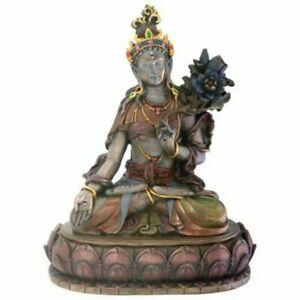Buddhist White Tara Religious Buddhism Statue