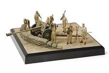 Tamiya 1 35 Diorama-set Pak 36(r) Nordafrika - 32408