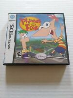 Phineas and Ferb (Nintendo DS, 2009)