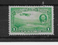 NICARAGUA Stamps Scott # C236/AP14-1c-Mint/H-1939-Air Postal-OG