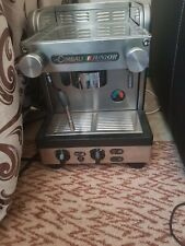 manual coffee machine la cimbali junior s/1