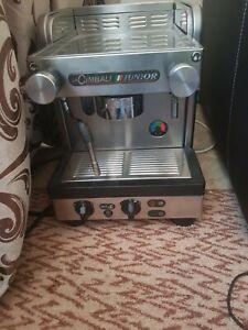 manual coffee machine la cimbali junior s/1