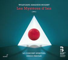 Les Mysteres D'Isis - Mozart / Flemish Radio Choir / Concert Sp (2015, CD NUOVO)
