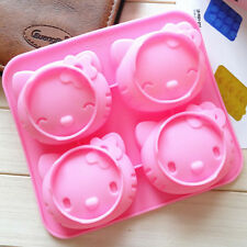 hello kitty silicone cake mold DIY chocolate mould Fondant cake decoration mold