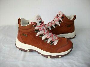 STUNNING  SKECHERS TREGO - EL CAPITAN WALKING HIKING BOOTS 4 UK WORN ONCE!!