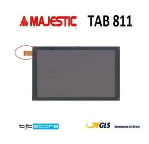 VETRO TOUCH SCREEN MAJESTIC TAB 811 4g