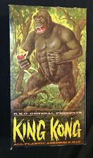 KING KONG AURORA  MONSTER MODEL KIT 1969 IN BOX