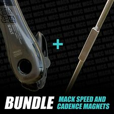 Mack (BB) Cadence & Speed Magnet - Cateye Strada Quick Micro Velo Enduro Stealth