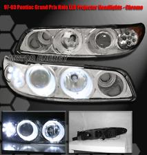 1997-2003 GRAND PRIX LED PROJECTOR HEADLIGHTS GT GTP SE