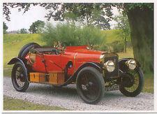 1913 Hispano Suiza  MODERN postcard by Magna Books