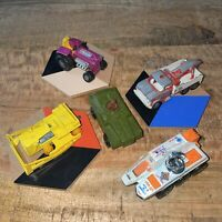 Lot of 5 Matchbox Lesney Hot Wheels Cars Truck Space Ranger 1970s 1980s Die Cast