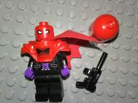 RED HOOD LEGO MINIFIG : THE BATMAN MOVIE SERIES 1 LOOSE