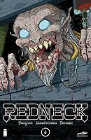 SDCC 2017 Comic Con Redneck #4 SDCC Variant Comic Book Image Comics Skybound