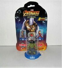 DOMEZ MARVEL AVENGERS INFINITY WAR COLLECTIBLE MINS SINGLE HULK LOOSE