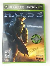 Halo 3 Microsoft Xbox 360 Platinum Hits Video Game Rated M Mature Action Fight