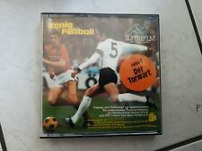 """König Fußball -Super 8mm Film,60 m,color Ton """" Lektion 1 """"Der Torwart """""""