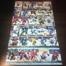 2014 15 UPPER DECK UPDATE COMPLETE SET OF x30 WITH YOUNG GUNS 501 - 530