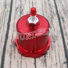 Hydraulic Handbrake Oil Tank for Hand Brake Fluid Reservoir Drift Car Red