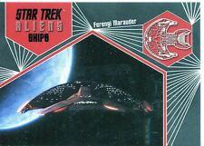 Star Trek Aliens Chase Alien Ships S07 Ferengi Marauder