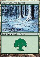 *MRM* ENG Forêt enneigée (Snow-Covered Forest) MTG Coldsnap
