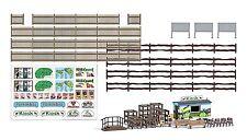 Busch 1589 HO: Thema Wildpark: Accessoire-set